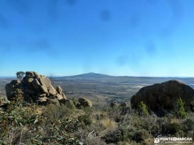 Gran Cañada-Cordel la Pedriza; solsticio de verano monasterio de piedra viajes islas cies